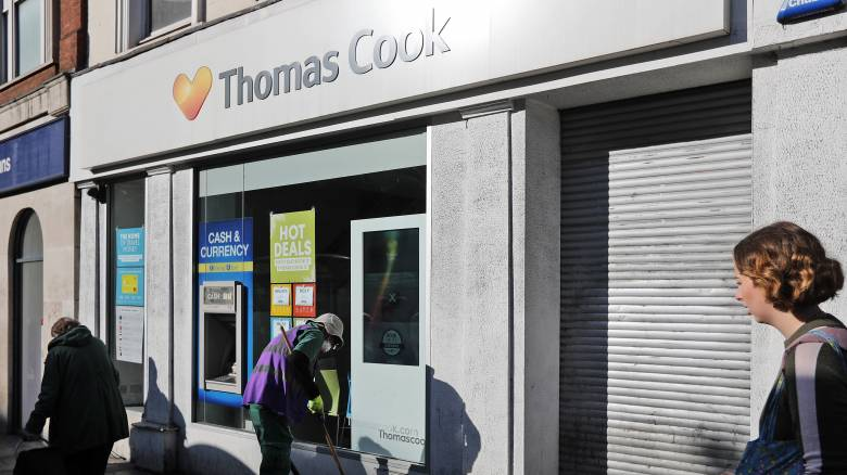 Thomas Cook: Έως και δύο μήνες θα καθυστερήσουν οι επιστροφές χρημάτων προς τους ταξιδιώτες