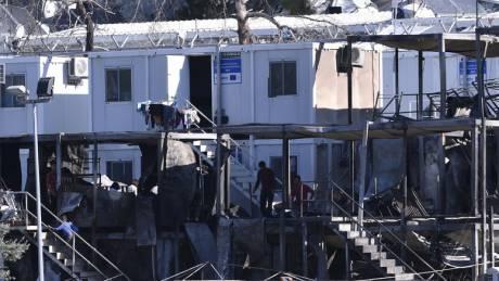 Μόρια: Εικόνες από την προσφυγικό καταυλισμό μια μέρα μετά την πυρκαγιά