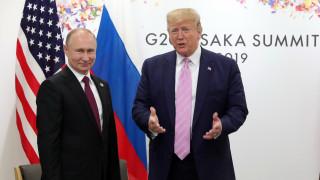 Ποιους όρους θέτει το Κρεμλίνο για τη δημοσιοποίηση συνομιλιών Πούτιν - Τραμπ