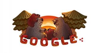 Στην ημέρα του παππού και της γιαγιάς είναι αφιερωμένο το σημερινό Doodle της Google