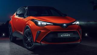 Αυτοκίνητο: To Toyota C-HR ανανεώθηκε και έγινε και δίλιτρο υβριδικό με 184 ίππους