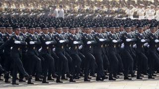 Μεγαλειώδης στρατιωτική παρέλαση: Η Κίνα τιμά την 70η επέτειο από την ίδρυση της Λαϊκής Δημοκρατίας