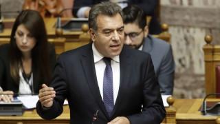 Απάντηση στη Βουλή από Μ. Κόνσολα για μέτρα στήριξης λόγω κατάρρευσης της Thomas Cook