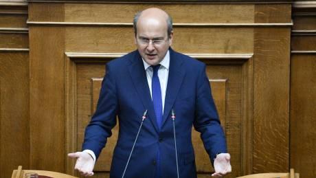 «Χρειάζεται πολιτική ψυχοθεραπεία ο ΣΥΡΙΖΑ», λέει ο Χατζηδάκης