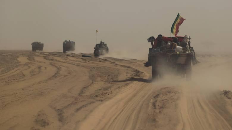 Μάλι: Πολύνεκρες μάχες μεταξύ τζιχαντιστών και στρατού