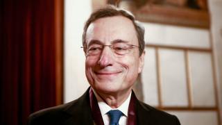 Ντράγκι στην Ακαδημία Αθηνών: Οι πολιτικοί να διδαχθούν από τα μαθήματα του παρελθόντος