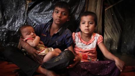 Οι Ροχίνγκια μιλούν για τους Ροχίνγκια: 10 ιστορίες προσφυγιάς