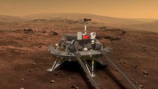 Ήχοι από 225 εκατ. χιλιόμετρα μακριά: Ο Άρης «μιλά» στην ανθρωπότητα