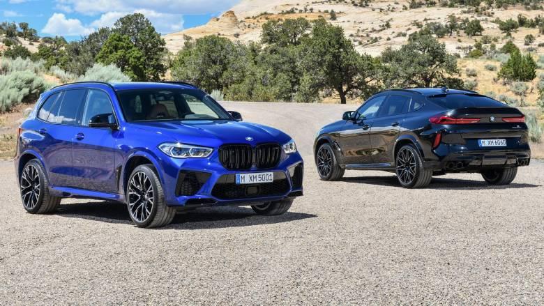 Αυτοκίνητο: Οι BMW X5 και X6 ανέβηκαν έως και τους 625 ίππους