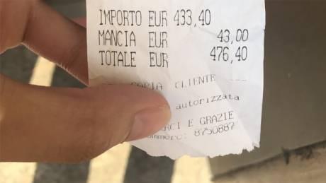 Εστιατόριο στη Ρώμη γίνεται viral από τους εξοργισμένους επισκέπτες του