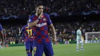 Champions League: Ανατροπή με Σουάρες για Μπαρτσελόνα