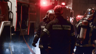 Ηράκλειο: Φωτιά σε διαμέρισμα στο κέντρο της πόλης