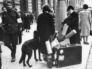 1938, Πράγα. Πρόσφυγες εγκαταλείπουν κατά χιλιάδες καθημερινά την Πράγα, την πρωτεύουσα της Τσεχίας, προσπαθώντας να αποφύγουν τον επερχόμενο πόλεμο και την αναπόφευκτη προέλαση των Ναζί.
