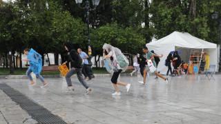 Καιρός: Καταιγίδες και χαλάζι από σήμερα - Πότε «χτυπούν» στην Αθήνα τα έντονα φαινόμενα