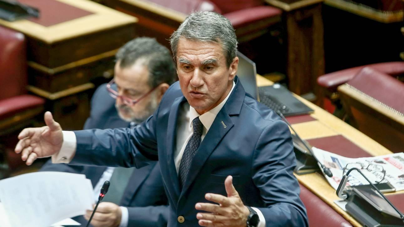 Την άρση της βουλευτικής ασυλίας του Ανδρέα Λοβέρδου αποφάσισε η Βουλή
