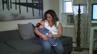 Μωρό θαύμα: Γεννήθηκε χωρίς το μισό κρανίο του αλλά κατάφερε να επιβιώσει