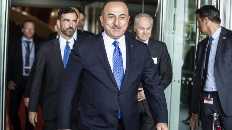 Τσαβούσογλου: Στην Αν.Μεσόγειο δεν ισχύει καμιά συμφωνία στην οποία δεν συμμετέχει η Τουρκία