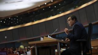 Σχοινάς σε Ευρωκοινοβούλιο: Απόλυτη προτεραιότητα οι πολίτες