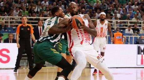 Παναθηναϊκός ΟΠΑΠ - Ερυθρός Αστέρας: Η «πράσινη» πρεμιέρα στην Euroleague σε εικόνες