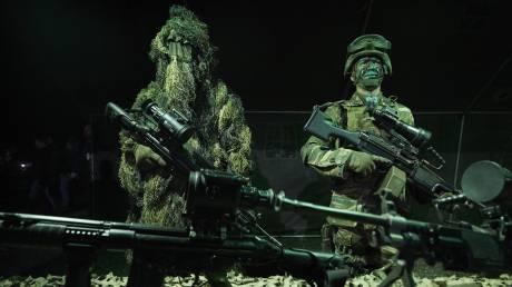 Παρμενίων 2019: Εντυπωσιακές εικόνες από τη μεγάλη στρατιωτική άσκηση