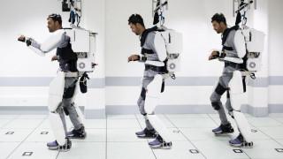 Το «θαύμα» της ρομποτικής: Τετραπληγικός περπατάει με τη σκέψη του