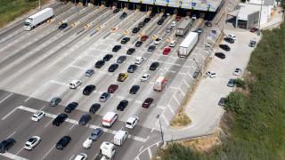Κυκλοφοριακό χάος στην Αθήνα: Ποιους δρόμους να αποφύγετε