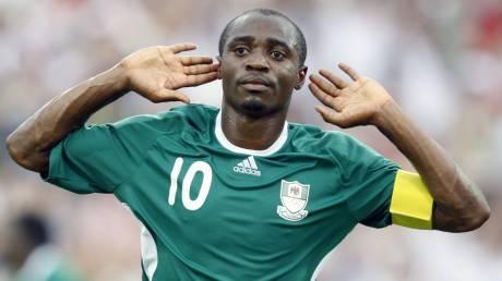 Ισαάκ Πρόμις: Νεκρός ο Νιγηριανός διεθνής ποδοσφαιριστής