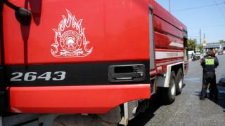 Συναγερμός στην Πυροσβεστική: Πυρκαγιά μέσα στις εγκαταστάσεις του ΟΑΚΑ