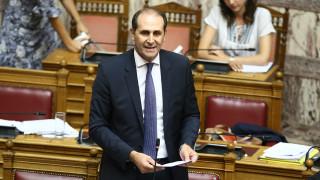 Βεσυρόπουλος: Νέα μείωση στον ΕΝΦΙΑ αν υπάρξουν αλλαγές στις αντικειμενικές αξίες