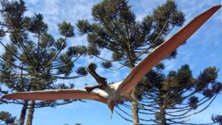 «Ο Σιδερένιος Δράκος του Λέντον»: Στο «φως» νέο είδος πτερόσαυρου