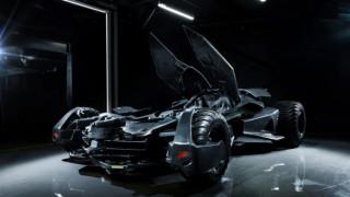 Πώς να αποκτήσετε το δικό σας Batmobile με… μόλις 850.000 δολάρια