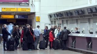 Λήξη συναγερμού στο αεροδρόμιο της Γλασκώβης