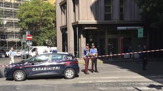 Συναγερμός στην Ιταλία: Πυροβολισμοί κοντά σε αστυνομικό τμήμα με δύο τραυματίες