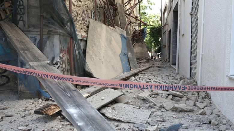 Αποζημιώσεις 7,9 εκατ. ευρώ για τις ζημιές από τον σεισμό του Ιουλίου στην Αθήνα