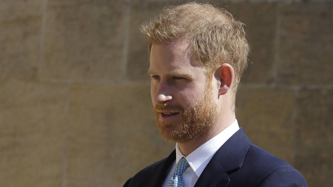 Μηνύσεις σε Sun και Daily Mirror κατέθεσε ο πρίγκιπας Χάρι για τηλεφωνικές υποκλοπές