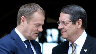 Επικοινωνία Αναστασιάδη - Τουσκ: Στο επόμενο Ευρωπαϊκό Συμβούλιο οι τουρκικές προκλήσεις