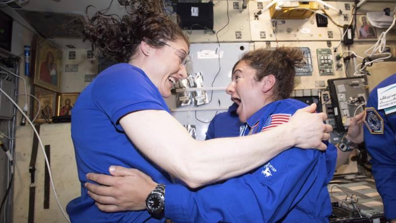Γυναικεία υπόθεση: Προγραμματίστηκε ο πρώτος διαστημικός περίπατος χωρίς παρουσία ανδρών
