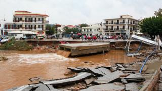 Δήμαρχος Σκοπέλου: Σε κατάσταση έκτακτης ανάγκης ζητά να κηρυχθεί το νησί λόγω κακοκαιρίας