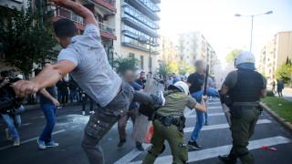 Επίσκεψη Πομπέο: Χημικά και εντάσεις στο κέντρο της Αθήνας