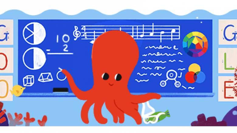 Google Doodle: Τιμά την Ημέρα των Εκπαιδευτικών