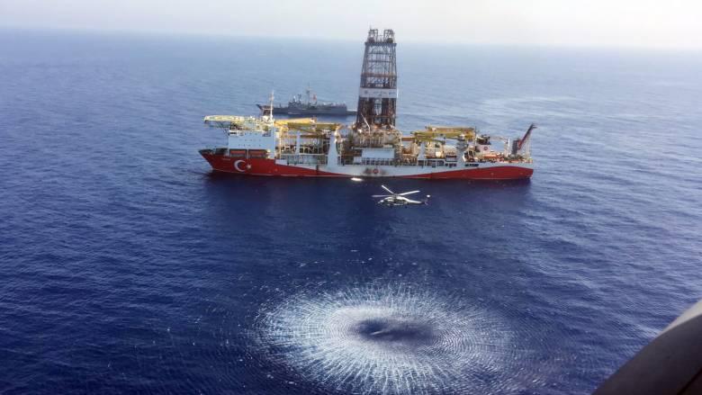 Γαλλία: Εχθρική ενέργεια η τουρκική γεώτρηση στην κυπριακή ΑΟΖ