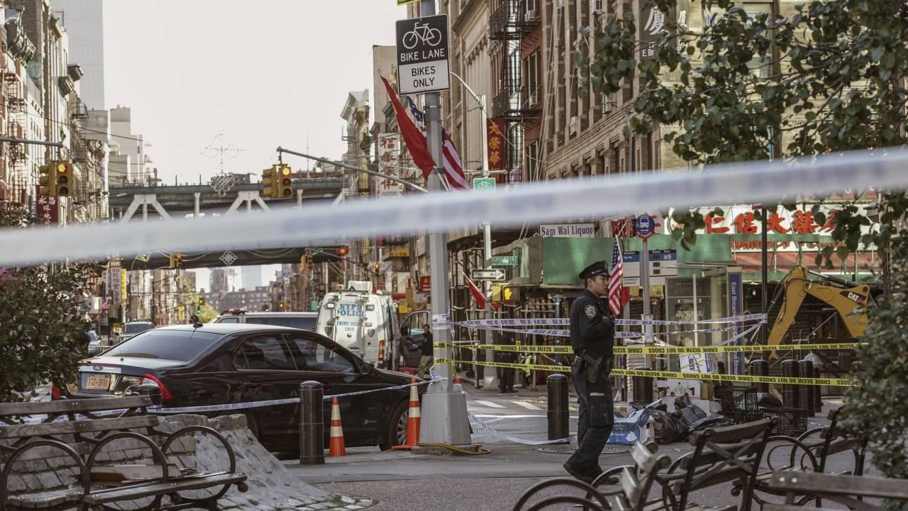 Θρίλερ στη Νέα Υόρκη: Τέσσερις άστεγοι νεκροί μετά από επίθεση με μεταλλικό σωλήνα