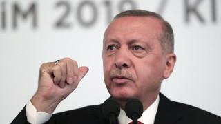 Ερντογάν: Θέλουμε και τρίτο γεωτρύπανο - Συνεχίζουμε αδιάκοπα τις εργασίες μας στην Α.Μεσόγειο