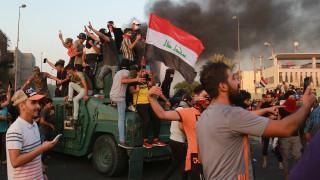 Ιράκ: 100 νεκροί και 4.000 τραυματίες στις αντικυβερνητικές διαδηλώσεις