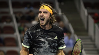 Στον τελικό του China Open ο εντυπωσιακός Τσιτσιπάς