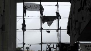 Κατάληψη εμπορικού κέντρου στο Παρίσι - Έρχεται εβδομάδα κινητοποιήσεων