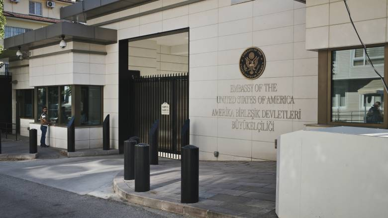 Τουρκία: Αμερικανός διπλωμάτης κλήθηκε στο ΥΠΕΞ για εξηγήσεις σχετικά με το «like»