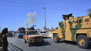 Προ των πυλών τουρκική επέμβαση στη Συρία: Η Άγκυρα μετακινεί στρατεύματα στα σύνορα