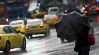 Καιρός: Ισχυρές βροχές, καταιγίδες και πτώση της θερμοκρασίας από σήμερα