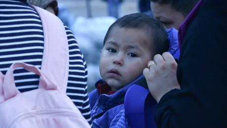 Στον Πειραιά έφτασαν 453 μετανάστες από τη Μόρια